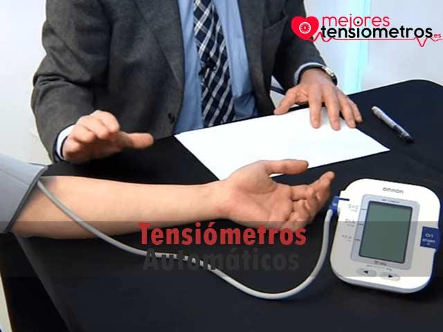 Tensiómetros Automáticos