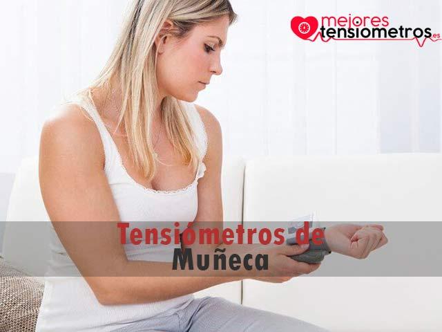 Tensiómetros de Muñeca