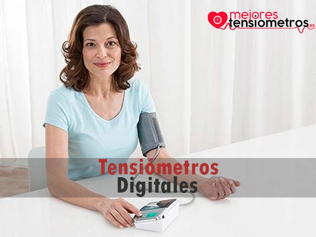 Tensiómetros Digitales