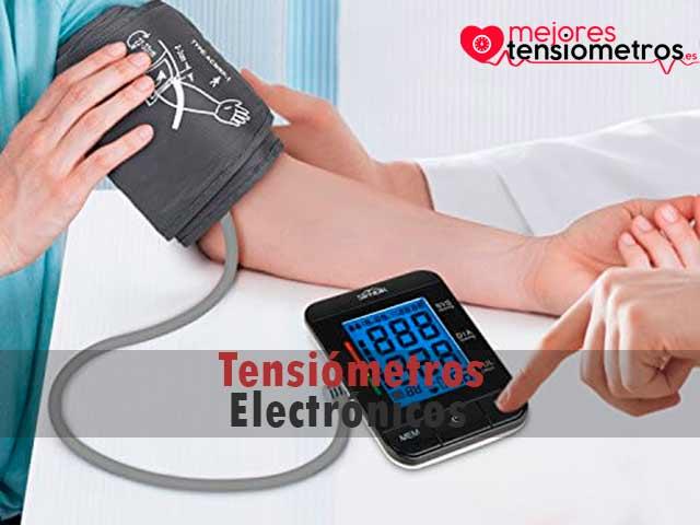 Tensiómetros Electrónicos