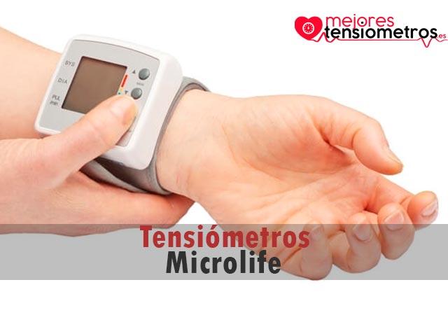 Tensiómetros Microlife