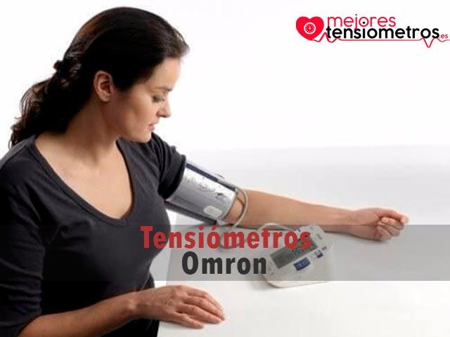 Tensiómetros Omron