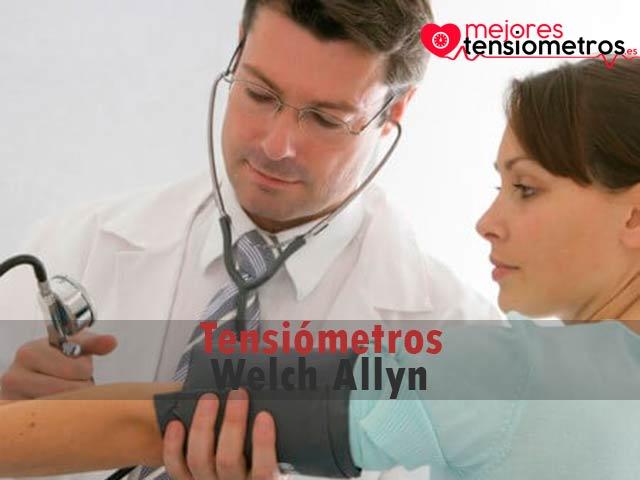Tensiómetros Welch Allyn