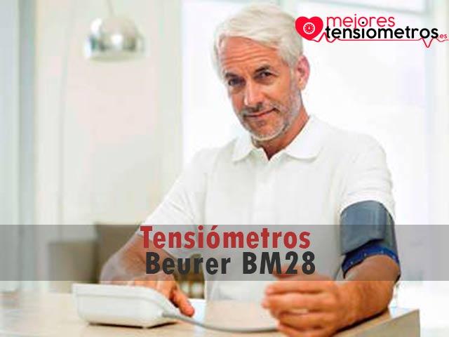 Tensiómetros Beurer BM28