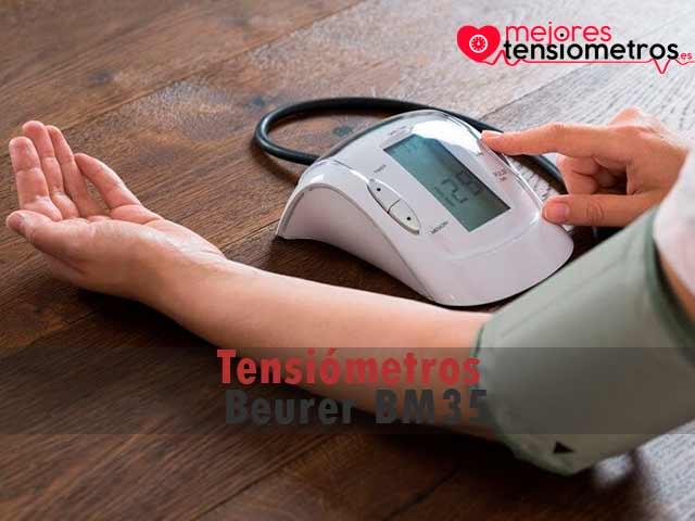 Tensiómetros Beurer BM35
