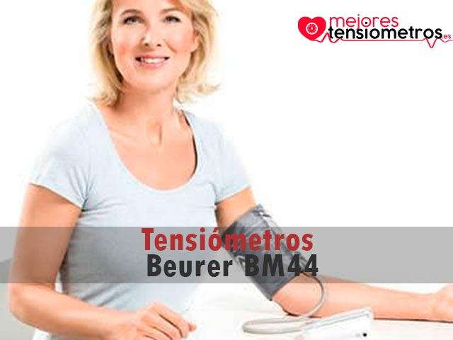 Tensiómetros Beurer BM44