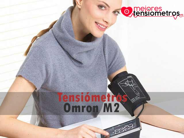 Tensiómetros Omron M2