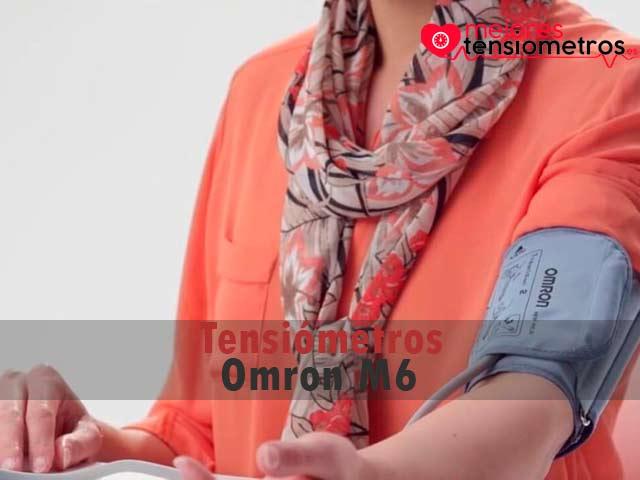 Tensiómetros Omron M6