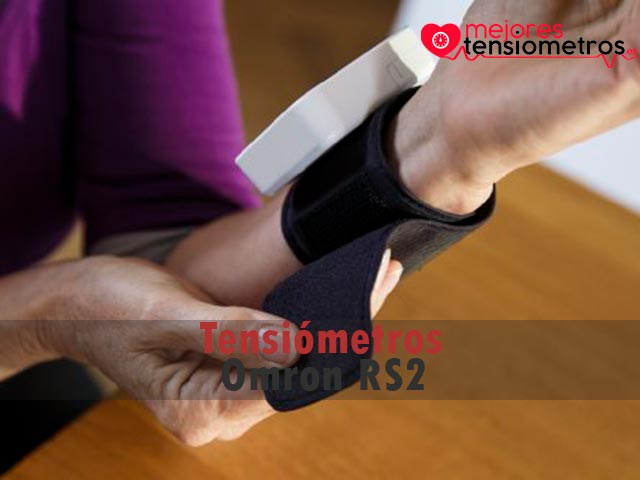 Tensiómetros Omron RS2